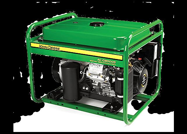 AC-G8010S-E Large Frame Generator