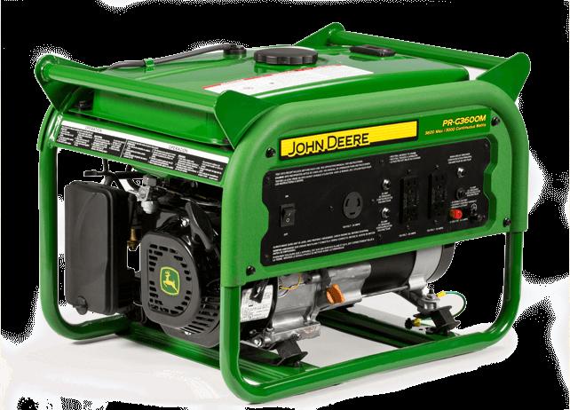 PR-G3600M Portable Generator