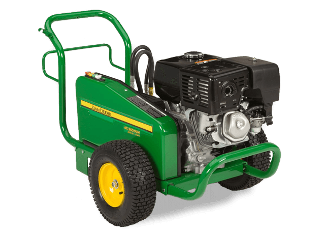 AC-2500GH Heavy Duty Belt Drive Pressure Washer