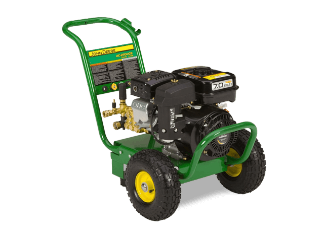 AC-2700GH Heavy Duty Direct Drive Pressure Washer