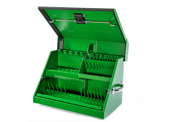 AC-2313TB-G 23-in. Triangle Truckbox Green