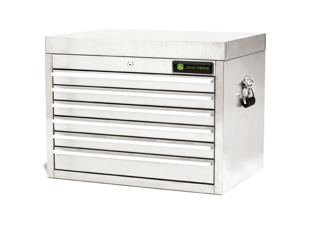AC-2600TC-T 26-in.,6-Drawer Stainless Steel Tool Chest