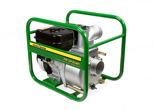 PR-SP3GM1 212cc Water Pump