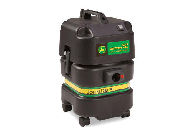 AC-9 9-Gallon Wet/Dry Vacuum
