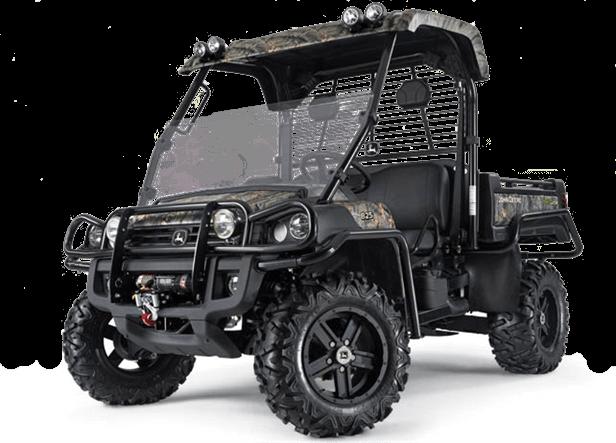 XUV 825i Gator Utility Vehicles