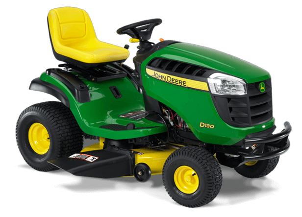 D130 Lawn Tractor - New Riding Lawn Tractors - Kenn-Feld Group