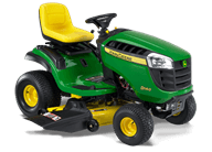 E100 and D100 Series Lawn Tractors