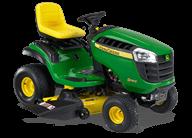 E100 Series Lawn Tractors