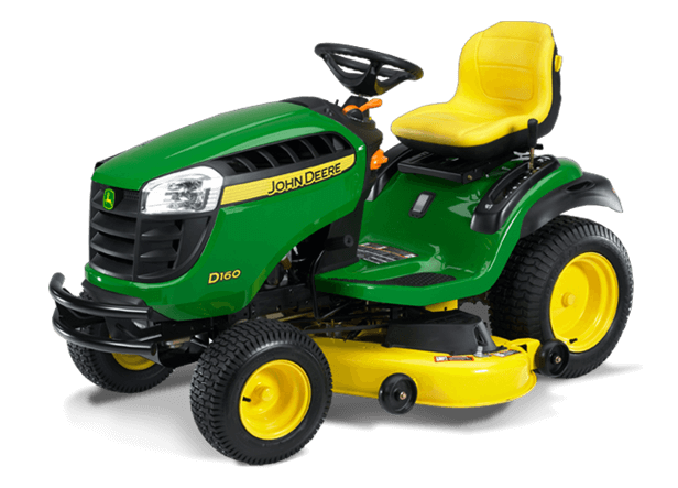 D160 Lawn Tractor