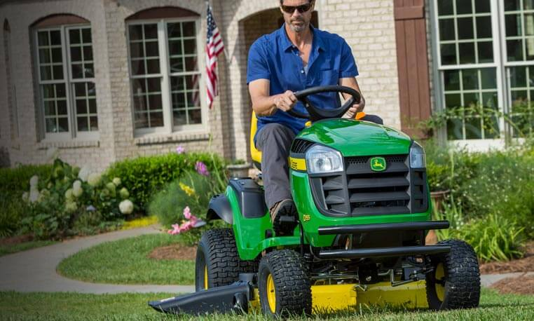 John Deere Lawn And Garden Equipment Green Diamond