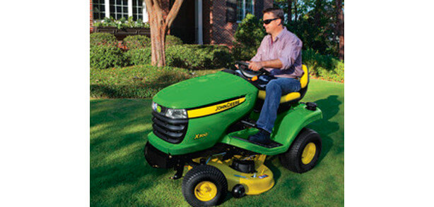 Riding Mowers and Lawn Tractors