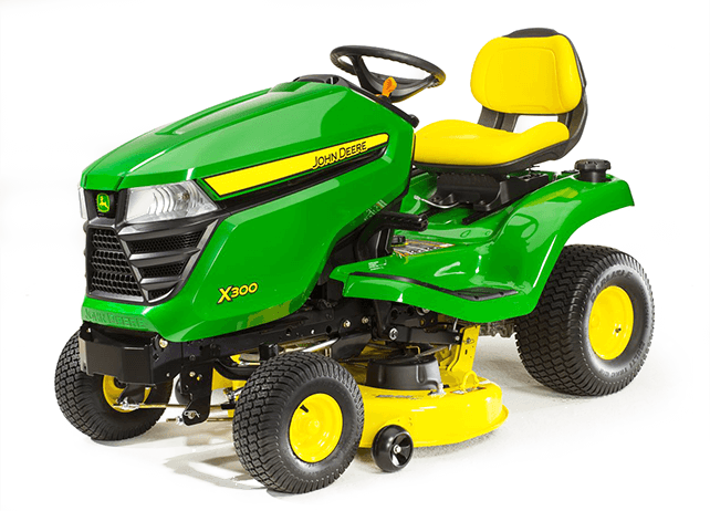 X300 Series Riding Lawn Mowers