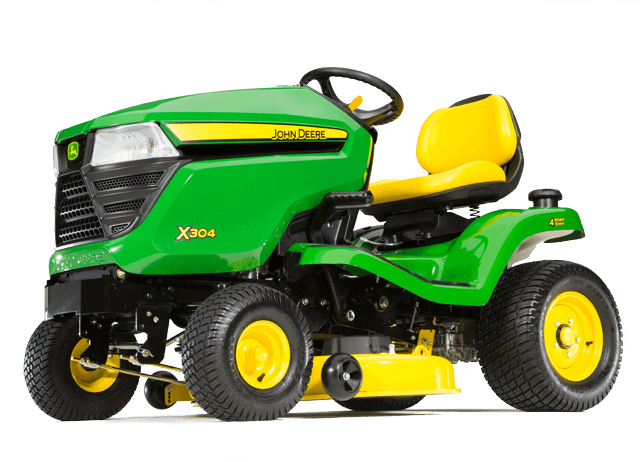 X304 Tractor with 42-inch Deck