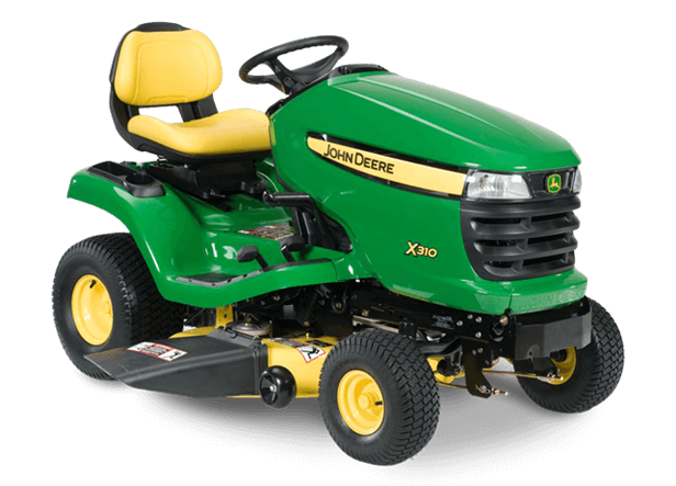 X310 Tractor with 42-inch Deck