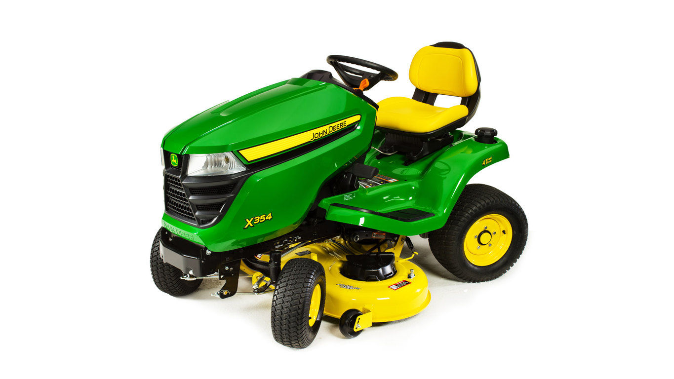 X350 WITH A 42 INCH MOWER $3,299.00