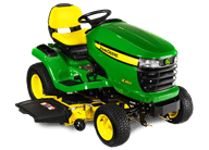 X360 Tractor with 48-inch Deck