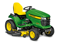 Select Series™ X500 Multi-Terrain Tractors