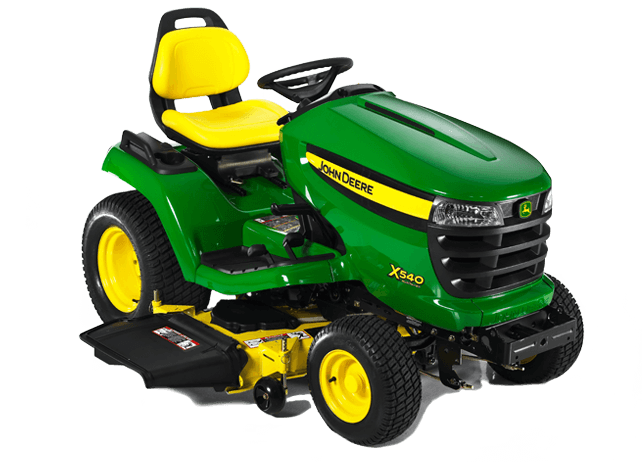 X500 Series Riding Lawn Mowers