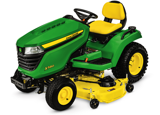 X500 Select Series Lawn Tractors