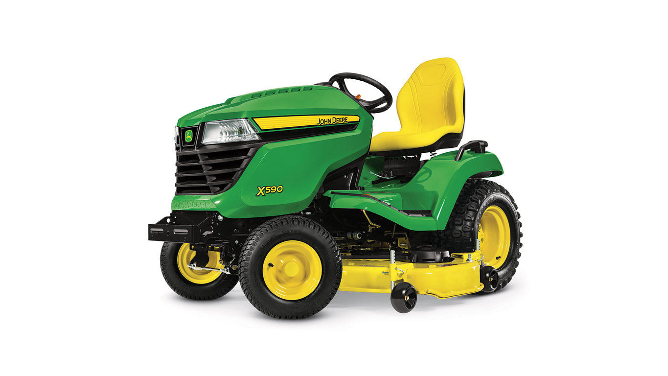 X590 Lawn Tractor