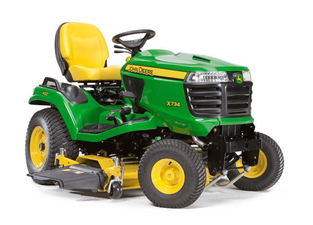 4-Wheel Steering Tractors