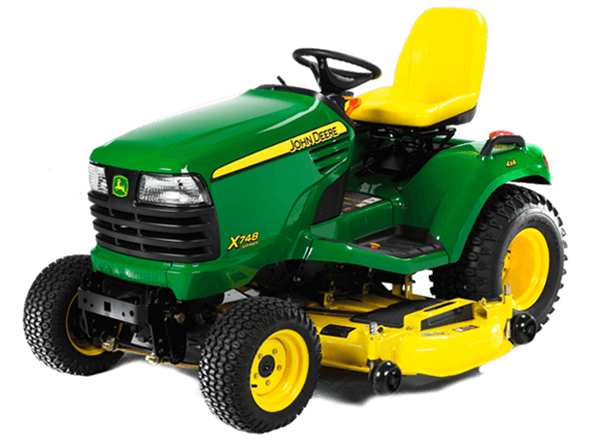 X748 Ultimate Tractor