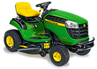 X125 Lawn Tractor