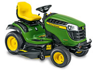 X165 Lawn Tractor