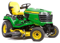 Lawn Tractors (2 Wheel Steer)