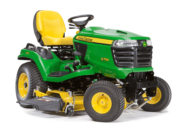 4-Wheel Steering Lawn Mowers