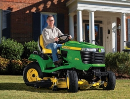 Mowers & Utility Vehicles