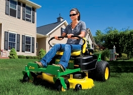Zero-Turn Lawn Mowers