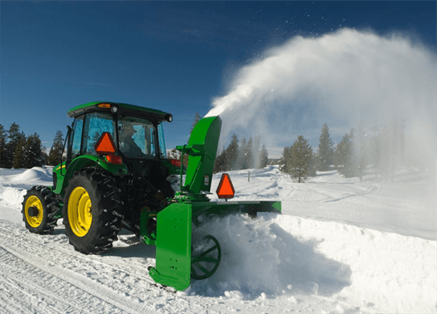 SB13 Series 3-Point Snowblowers