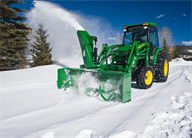 SB21 Series Loader-Mount Snow Blower