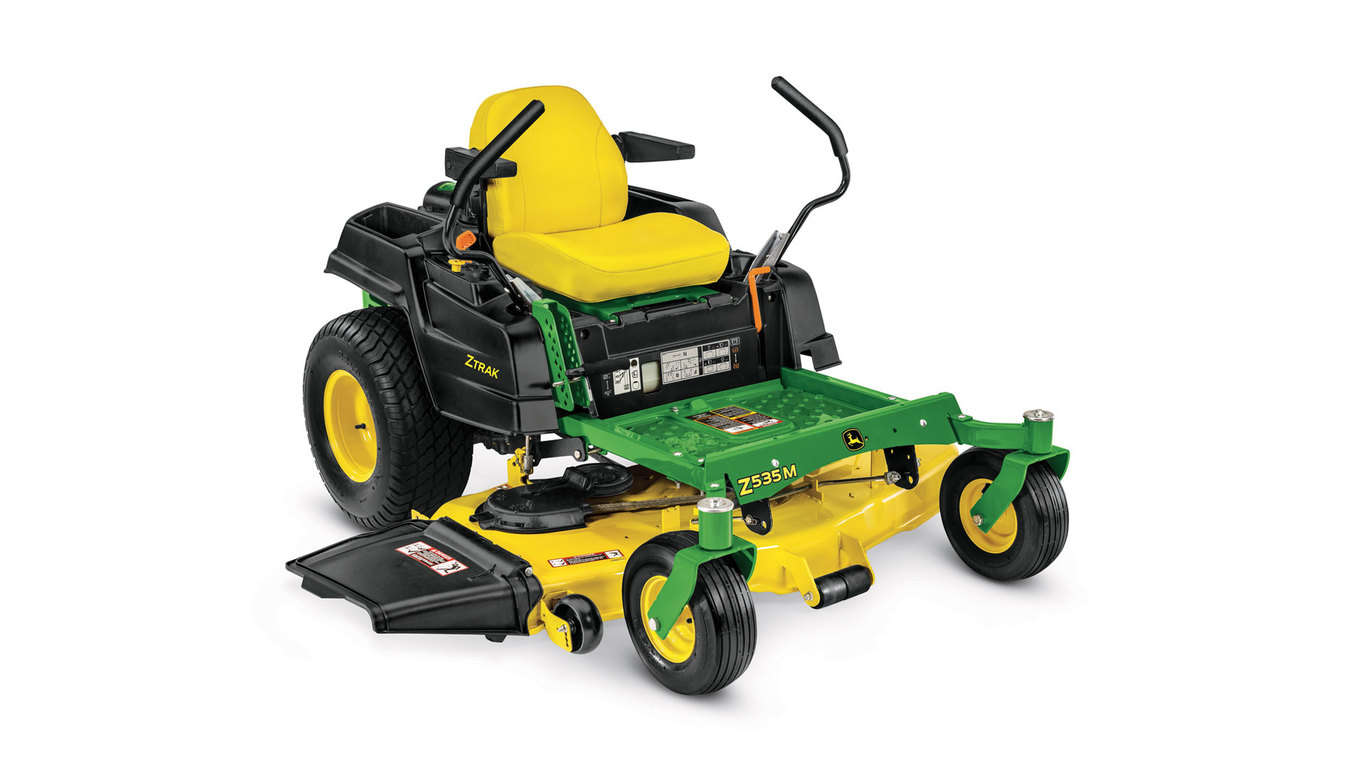 Z500 Series Zero-Turn Mowers