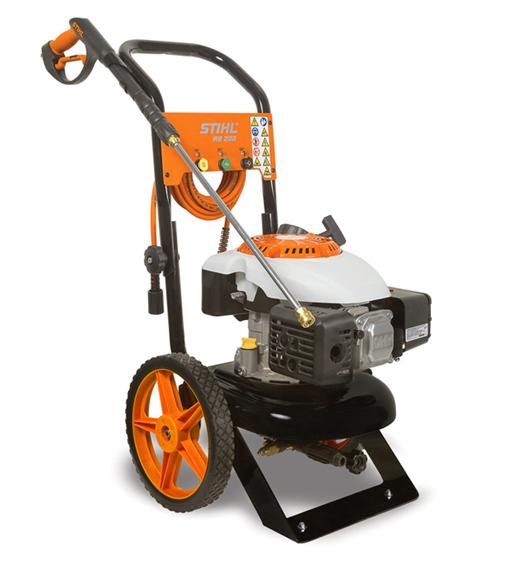 RB 200 Gas Pressure Washer