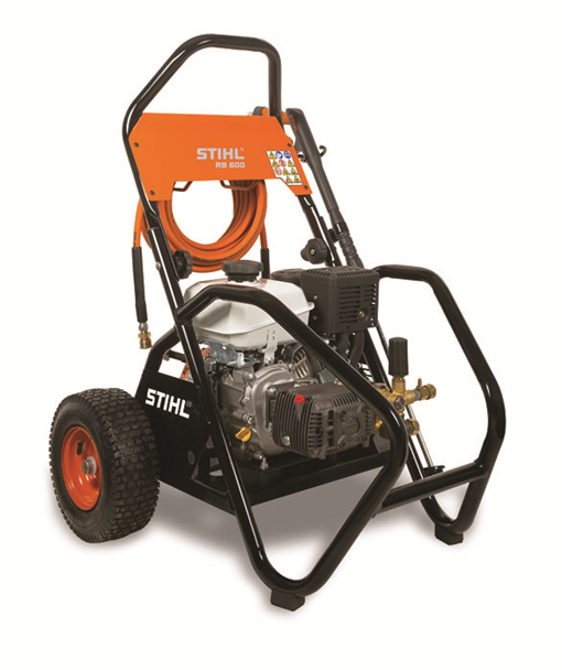 RB 600 Gas Pressure Washer